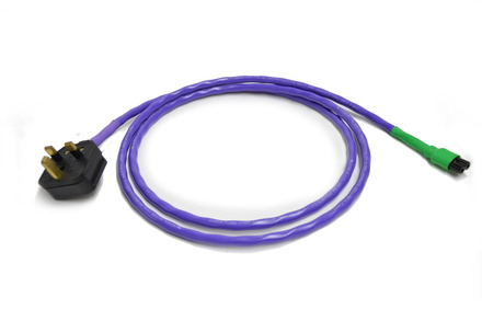 Ex-Demonstration LS Purple Flare Power Cord picture