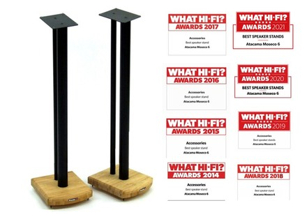 MOSECO 10 speaker stands (Pair) picture