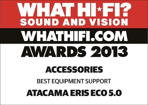 What Hifi Award 2013