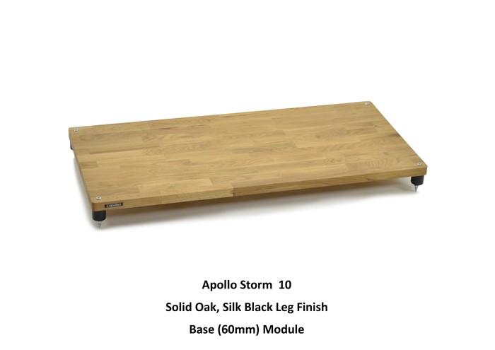 Apollo Storm 10 Solid Oak   Apollo Hifi