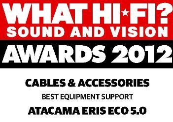 What Hifi Award 2012