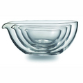"Prep Bowl, 4pc set <br>6"", 5"", 4"", 3"""