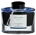 Iroshizuku Ink Shin-Kae Blue