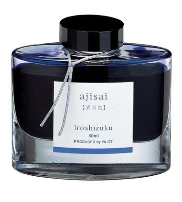 Iroshizuku Ink Ajisai Blue picture