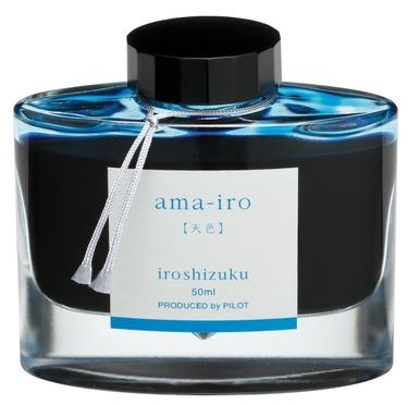 Iroshizuku Ink Ama-Iro Blue picture
