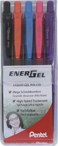 EnerGel Roller X 0.7mm, 5er Set Back to school Bild