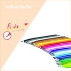 Brush Sign Pen 24 Farben
