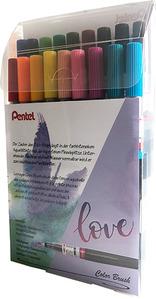 Aquarell Pinselstift Set Bild
