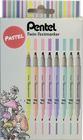Textmarker illumina Flex Pastell 8er