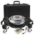 Centres d'écoute Califone® Spirit™ SD - Centre d'écoute pour 4 personnes - Numéro de modèle 1886PLC