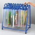 Support en métal pour livres audio Childcraft® - Bleu