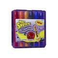 Crayons de cire gel parfumés Mr. Sketch® - Assortiment - Famille de 6
