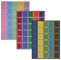 Tapis d'abondance Abound™ de Joy Carpets - Rectangle - 162,56 x 233,68 cm (5 pi, 4 po x 7 pi, 8 po)