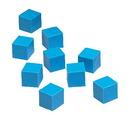 Ensemble base 10 de groupe School Smart - Cube 1 x 1 x 1 cm, (Ens. de 100)