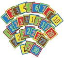 Petits tapis carrés Flagship Carpets™ 40,5 x 40,5 cm - ens. de 30