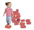 Ensemble de grands blocs en carton ondulé - Ensemble de 16