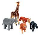 Ensembles d'animaux géants pour les tout-petits – Animaux de la jungle ens.-5