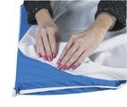 Draps pour matelas de repos de 2,5 ou 5,1 cm (1 ou 2 po) The Children's Factory® - Blanc