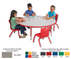 Tables pour activités Classroom Select - 61 cm x 152 cm - Rectangulaire