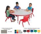 Tables pour activités Classroom Select - 61 cm x 61 cm x 122 cm Trapèze