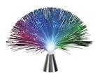 Lampe à fibres optiques, base à vibration