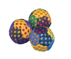 Balles de jonglage Fun Gripper® 6 cm, ens.-3