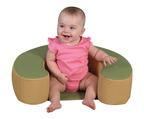 Outil d'aide à l'apprentissage de la position assise Children's Factory® - Sauge et amande