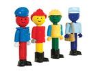 Ensembles Better Builders® - Personnages - Ensemble de 4