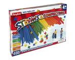Ensembles Roylco® Straws and Connectors™ - Pailles et connecteurs - Paquet de 400