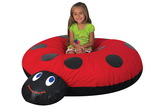 Coussin de sol Coccinelle The Children's Factory®