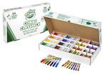 Crayon Crayola® et marqueur lavable Classpack® - Assortiment My First Combo - Famille de 128