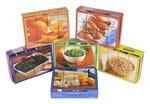 Ensembles de casse-têtes à base de cubes en bois - Groupes alimentaires - Ensemble de 6