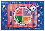Tapis Flagship Carpets™ Pick A Plate® - 1,83 x 2,74 m - Rectangulaire