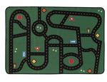Tapis Allons sur la route Carpets for Kids® KID$ Value Rugs™, 1,22 x 1,83 m (48 x 72 po), fibre de nylon