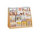 Présentoir à livres de 4 tablettes Bird-In-Hand®