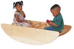 Bateau à bascule Childcraft® - l 116,8 x P 61 x H 29,2 cm (46 1/8 x 24 x 11 1/2 po)