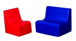 Ensemble de meubles profilés pour tout-petits The Children's Factory® - Ensemble de 2 pièces