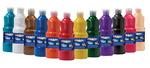 Peinture à tempéra lavable prête à être utilisée Prang - 473 ml (ens. de 12)