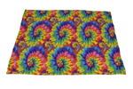Couvertures lestées en molleton - L 1,37 m x l 91,5 cm - Moyen - 3,6 kg - Multicolore