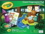 Bloc géant pour peinture aux doigts Crayola®
