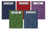 Tapis unis KIDply® Carpets for Kids® - 2,54 x 3,66 m Rectangulaire - Couleur (Votre choix)