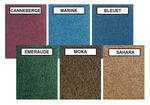 Tapis unis Mont Ste-Hélène Carpets for Kids® - 2,51 x 3,56 m Ovale - Couleur (Votre choix)