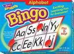 Jeux de bingo - Bingo Alphabet