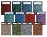 Tapis Endurance™ Joy Carpets - 1,83 x 2,74 m Rectangulaire - Couleur (Votre choix)