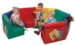 Ensemble de sièges modulés The Children's Factory® - Ensemble de 7 modules