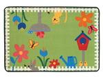 Tapis L'heure de jardiner Carpets for Kids® KID$ Value Rugs™, 91,4 cm x 1,37 m (36 x 54 po), fibre de nylon