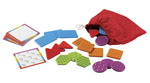 Ensemble Tac-Tiles™ d'apprentissage - Ensemble de 30