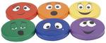 Ensemble de coussins de sol pour l'expression ECR4Kids SoftZone® - no 2 Ens.-6