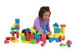 Ensemble de blocs de construction en mousse - Ensemble de 80