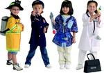 Ensembles de costumes d'aides communautaires - Ensemble 2 - Ensemble de 4